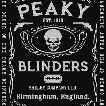 Peaky Blinders - Hardcore mk2 by eyevoodoo
