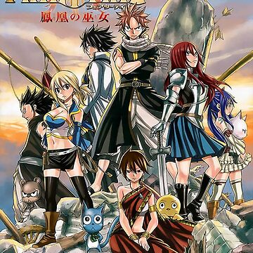 Fairy Tail by DenisWendel