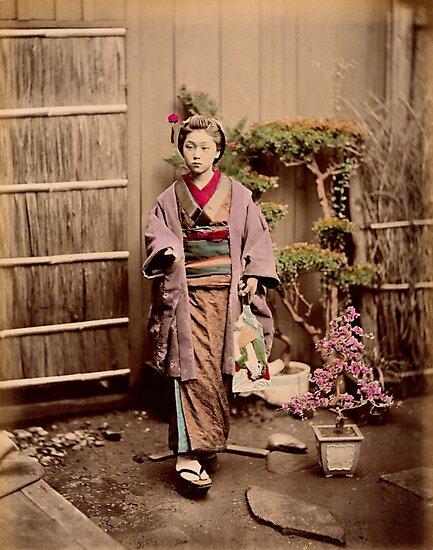 Japanese child by Fletchsan