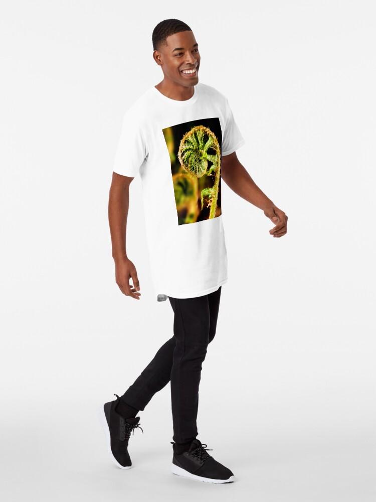 Alternate view of Bracken Long T-Shirt