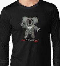 Drop Bear - Drop It Like It's Bear Long Sleeve T-Shirt