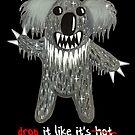 Drop Bear - Drop It Like It's Bear by makemerriness