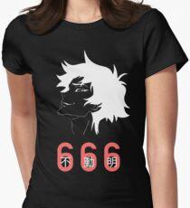 Devilman  Women's Fitted T-Shirt