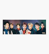 NCT U BOSS Photographic Print