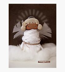 CHUNKIE Guardian Angel Photographic Print