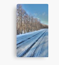 Scenic Highway? Canvas Print