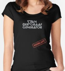 Van Der Graaf Generator - Godbluff Women's Fitted Scoop T-Shirt