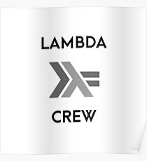 Lambda Crew Poster