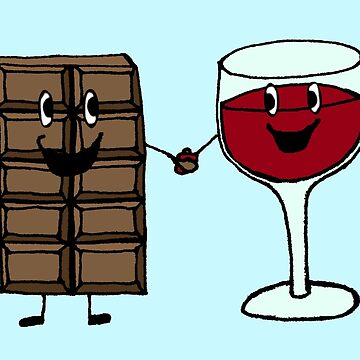 Chocolate and Wine by bethcentral
