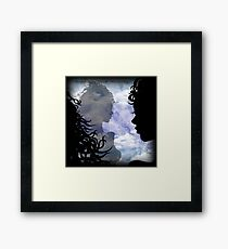 Delve into your Self Framed Print