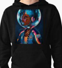 Space Letterman II Pullover Hoodie