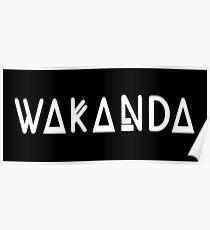 Wakanda Poster