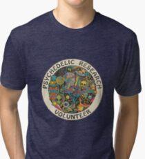 Research Volunteer Tri-blend T-Shirt