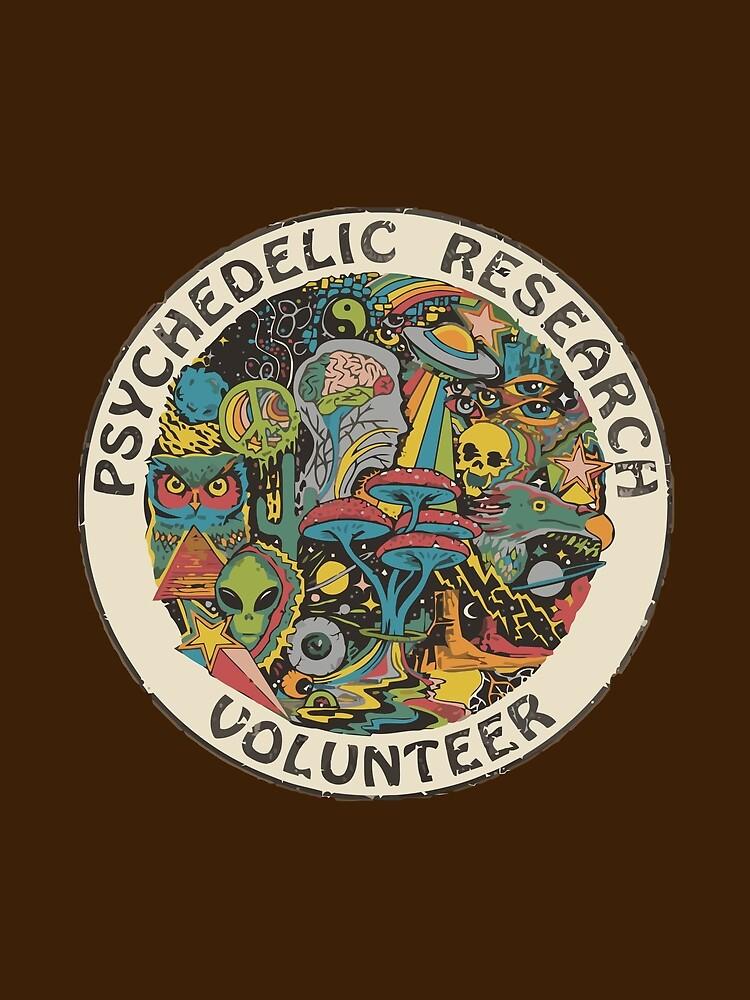 Forschungsfreiwilliger von SophieGalleri