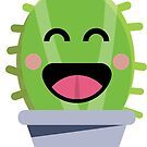 The Cute Cactus! by JMHDesign