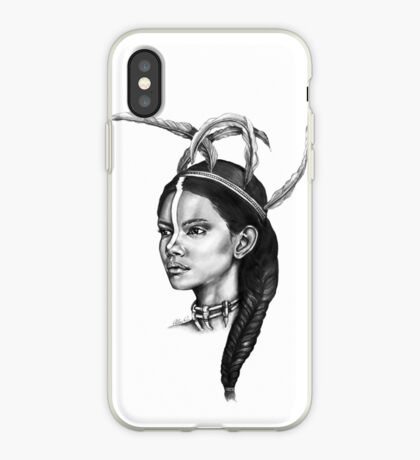 Brave | The Beauty Collection iPhone Case
