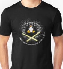 penguin nerd pc laser yedi admin programmer source platine cpu dunkle seite macht  Unisex T-Shirt