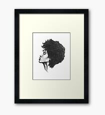 She - The Beauty Collection Framed Print