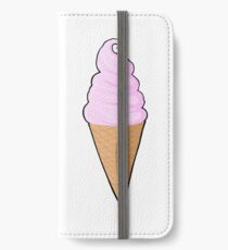 Ice Cream Cone iPhone Wallet/Case/Skin
