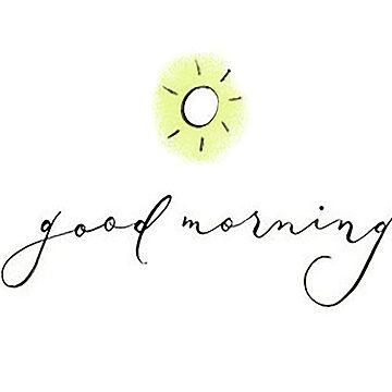 Good Morning by 32BlackRoses