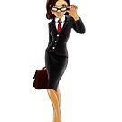 Lawyer by MadameCat-Art