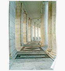 Jefferson Memorial 3 Poster