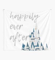 Tela decorativa Feliz para siempre