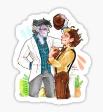 Lorcan and Eden Sticker
