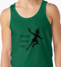 Never Grow Up Tank Top