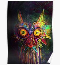 Zelda - Majoras Mask Poster