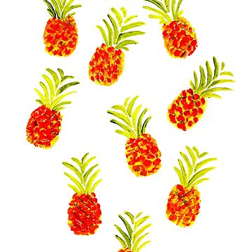 Pineapples by mscottartMJs