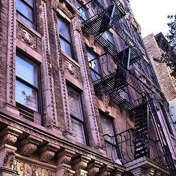 Greenwich Village Architectural Details by amandavontobel