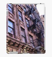Greenwich Village Architectural Details iPad Case/Skin