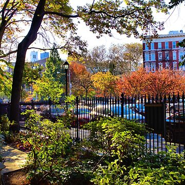 Fall Colors New York by amandavontobel