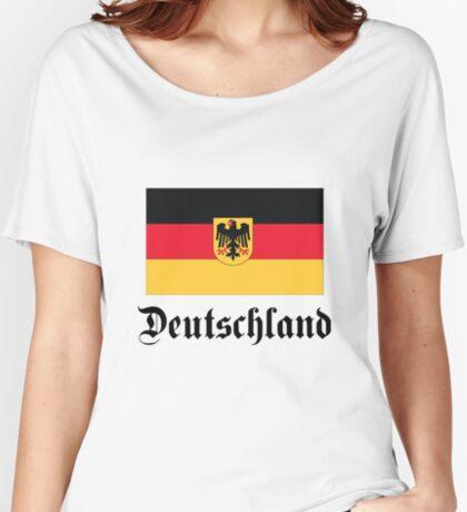 Deutschland - light tees Women's Relaxed Fit T-Shirt