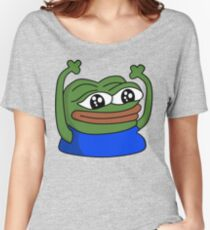 HYPERS PepeHype Women's Relaxed Fit T-Shirt