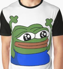 HYPERS PepeHype Graphic T-Shirt