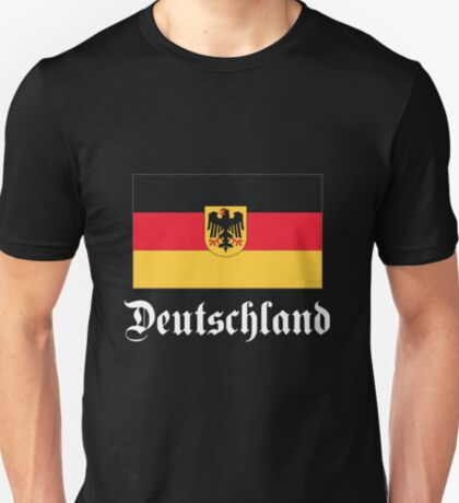 Deutschland - dark tees T-Shirt