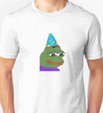 FeelsBirthdayMan Twitch Emote Unisex T-Shirt