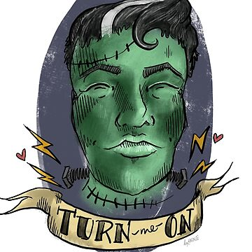 Turn me On  by Luxfatale