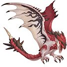Monster Hunter - Rathalos by PencilCat