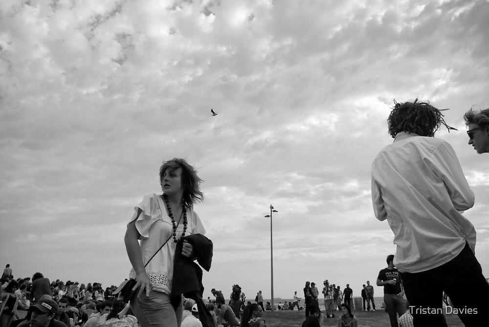 Cosmic Dancer by Tristan Davies