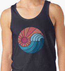 Camiseta de tirantes Sol y mar