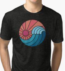 Sun & Sea Tri-blend T-Shirt