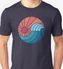 Sonne und Meer Slim Fit T-Shirt