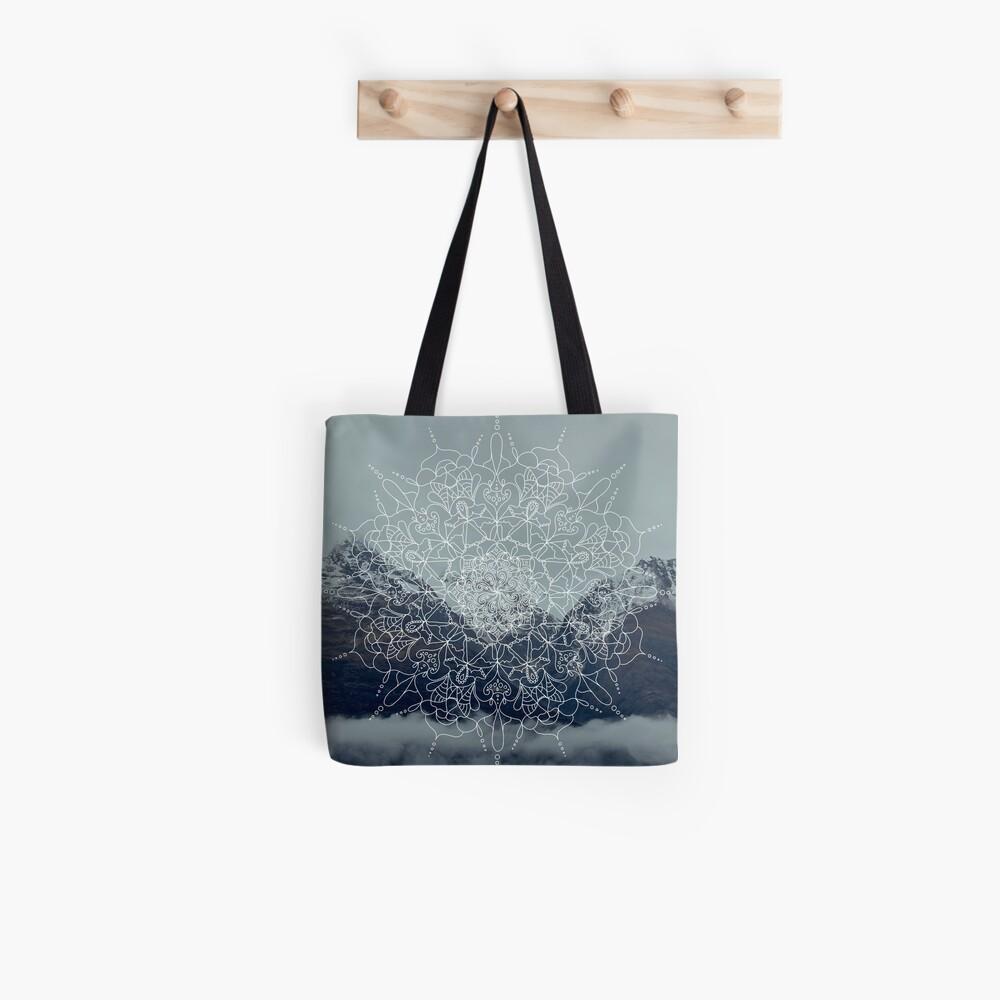 Berg Mandala Tote Bag