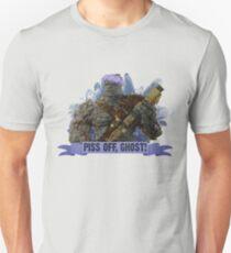 Piss Off, Ghost! Unisex T-Shirt
