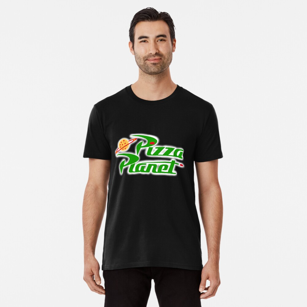 Pizza Planet Premium T-Shirt