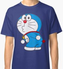 Cat Doraemon - Anime Classic T-Shirt