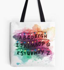 Stranger Things T Shirts Tote Bag